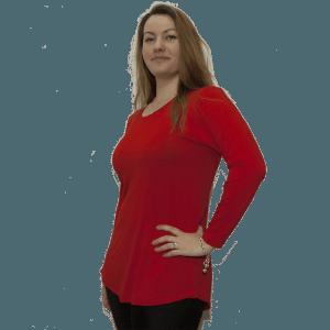 Туника Ла Синьора,червена и други цветове