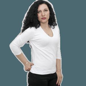 блуза-със-78-ръкав-бяла