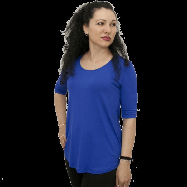 Туника Ла Синьора турско синя