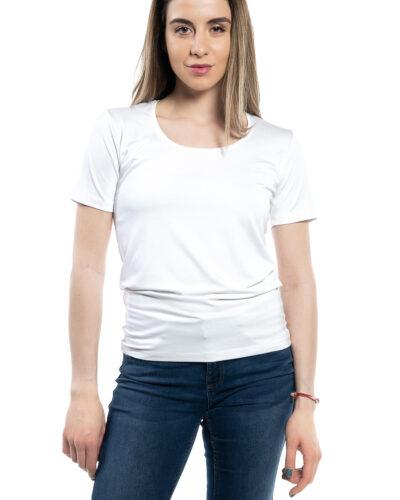 Дамска блуза бяла