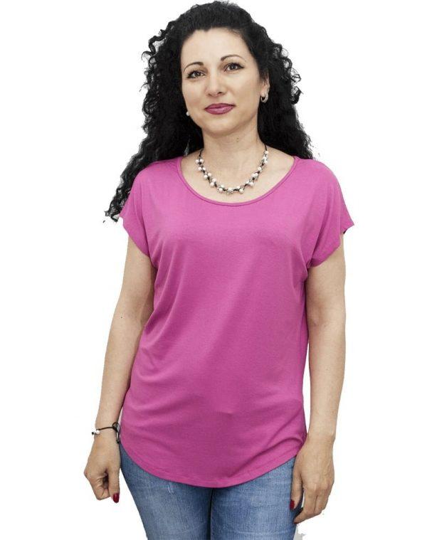 Свободна блуза в 15 цвята