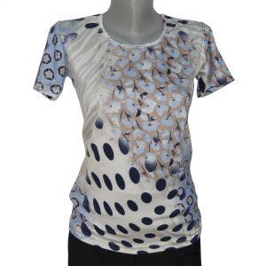 Дамска блуза джунгла мотив