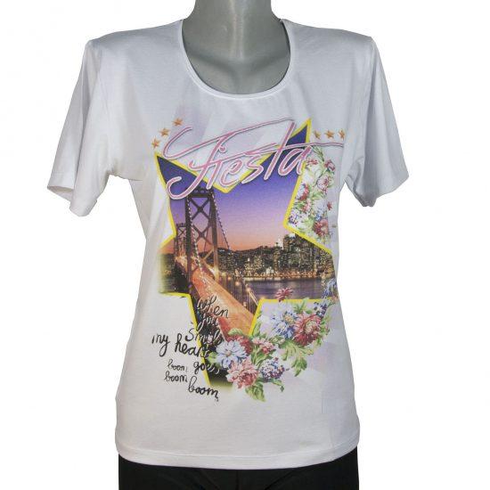 Дамска тениска Сан Франциско