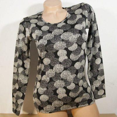Блуза на облачета
