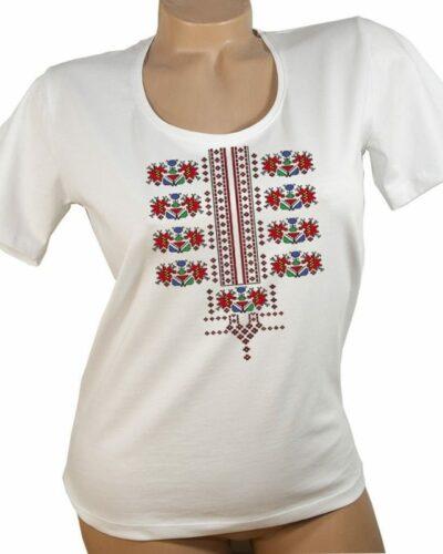 Дамска блуза с българска шевица 100% памук