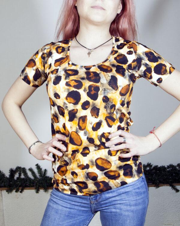 Блуза с къс ръкав Корета