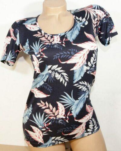 """Дамска блуза """"Живи цветя"""""""