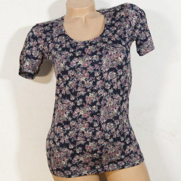 Дамска блуза с мини розички