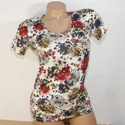 "Дамска блуза ""Цветница"""