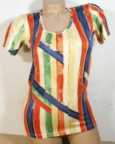 """Дамска блуза """"Слънчева африка"""""""