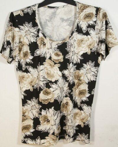 """Дамска блуза """"Бели рози"""""""