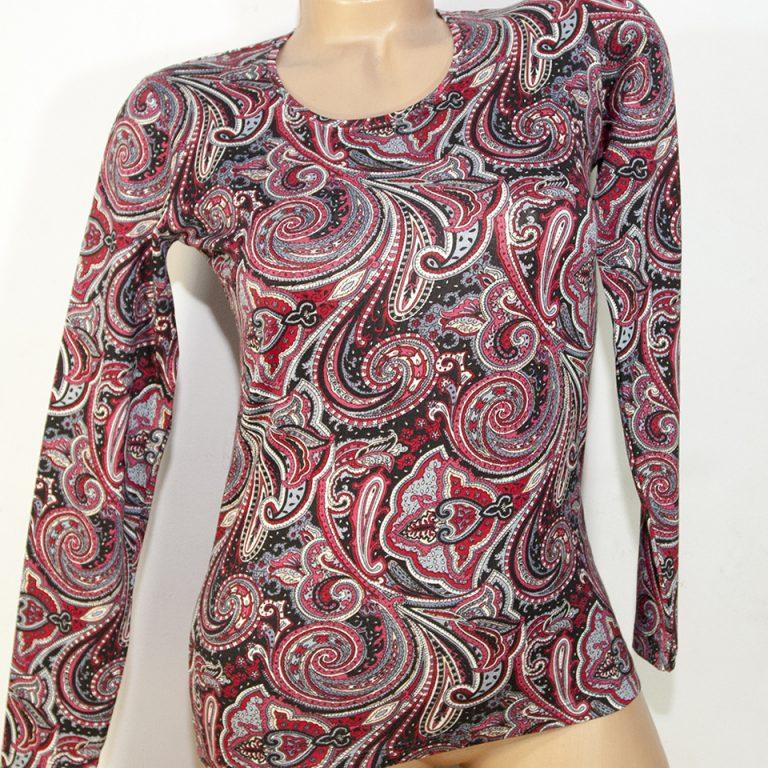 Блуза с дълъг ръкав Беатрис
