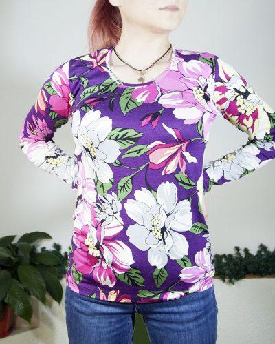 Блуза с дълъг ръкав Розалинда