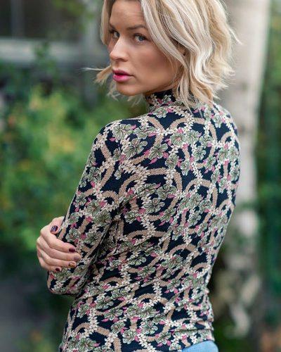 Дамска блуза Фиорела с ангора