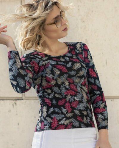Дамска блуза с ангора Виолета