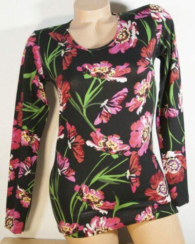 Блуза с дълъг ръкав Ария