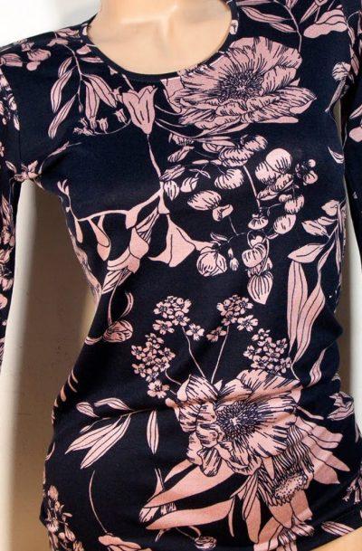 Блуза с дълъг ръкав Евелин