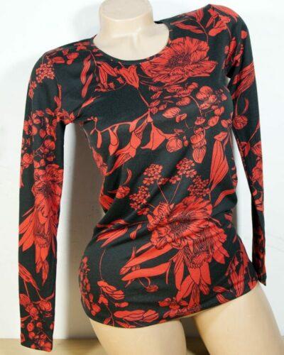 Блуза с дълъг ръкав Емануела