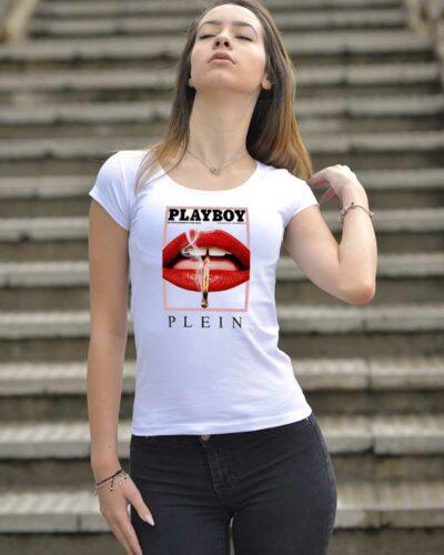 Тениска Плейбой