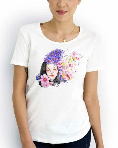 Тениска Снежанка
