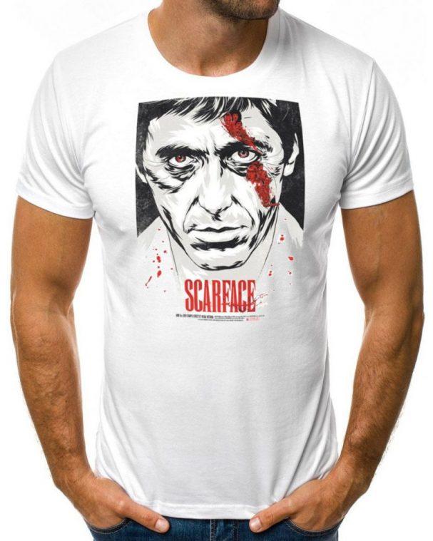 Мъжка тениска Scarface