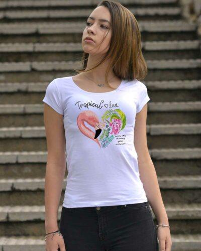 Тениска Tropical