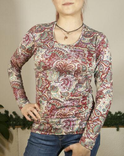 Блуза с дълъг ръкав Аурелия