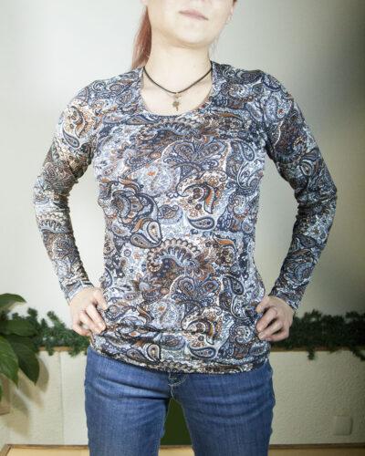Блуза с дълъг ръкав Доринела