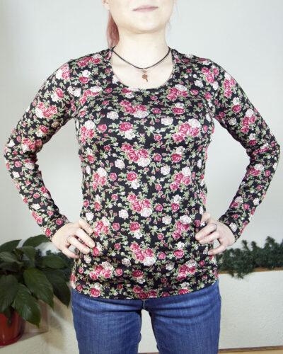 Блуза с дълъг ръкав Серена