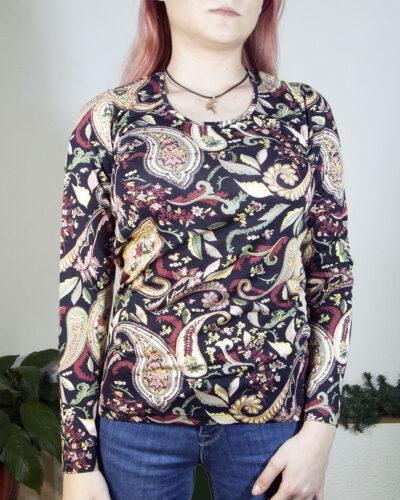 Блуза с дълъг ръкав Мелани