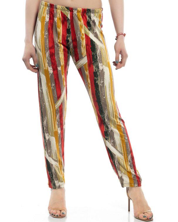 Дамски панталон Слънчева африка
