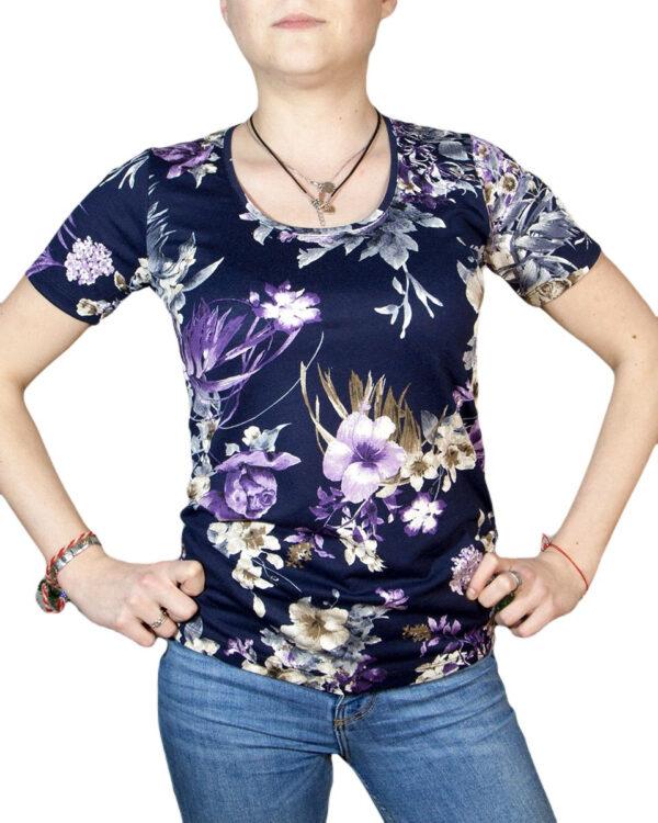 Блуза с къс ръкав Лорън