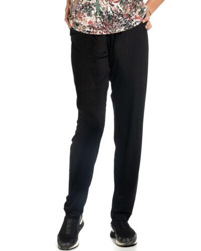 Дамски панталон черен