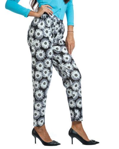 Дамски панталон с ангора Корделия