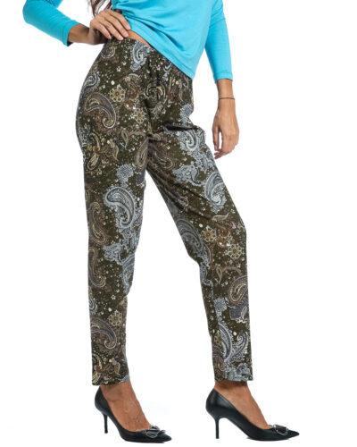 Дамски панталон с ангора Лилиан
