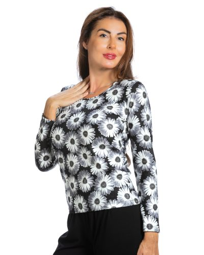 Блуза Корделия с ангора